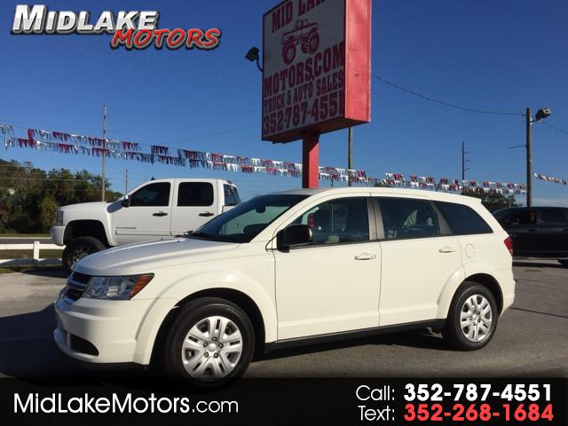 2014 Dodge Journey AWD 4dr SXT
