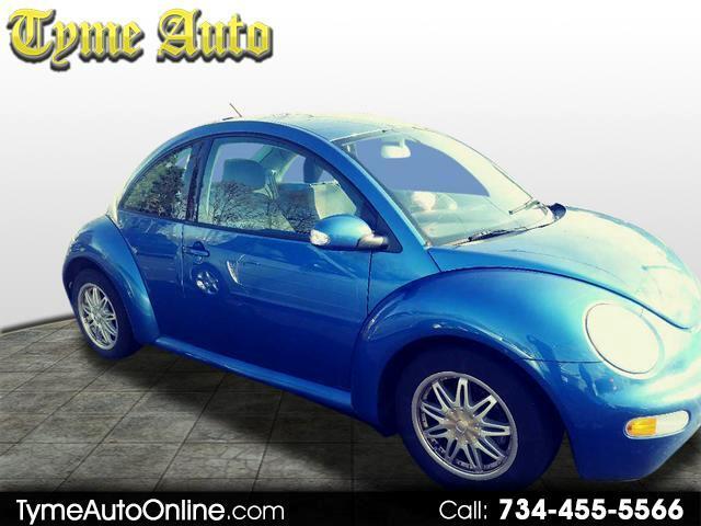 2004 Volkswagen New Beetle car for sale in Detroit