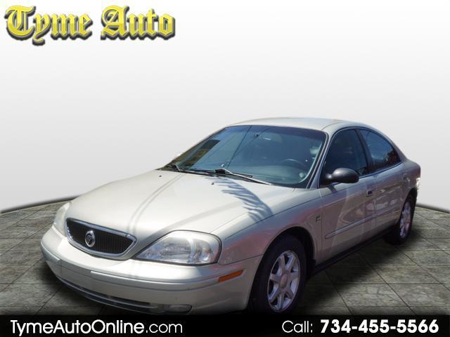 2003 Mercury Sable car for sale in Detroit