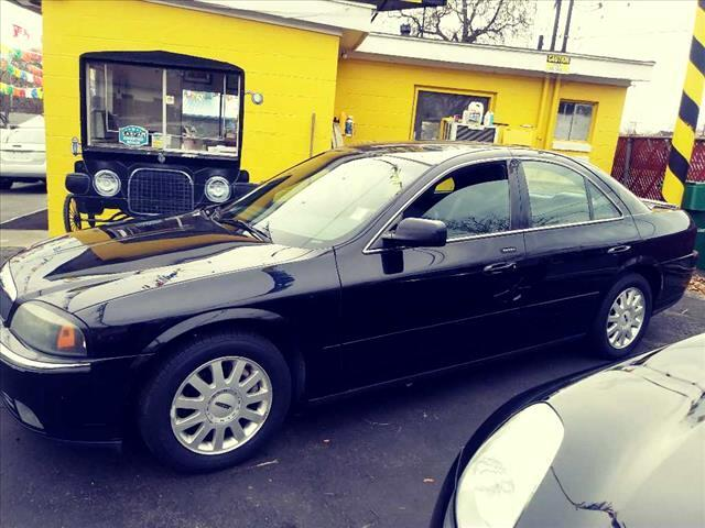 2003 Lincoln Ls car for sale in Detroit
