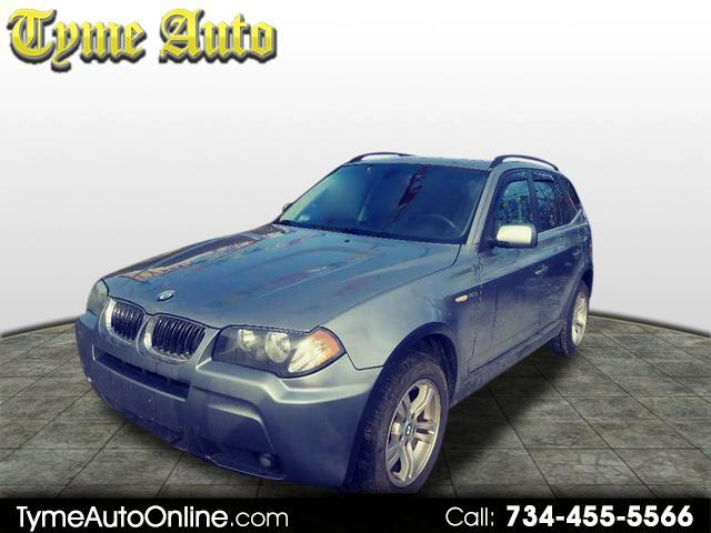 2006 Bmw X3 car for sale in Detroit