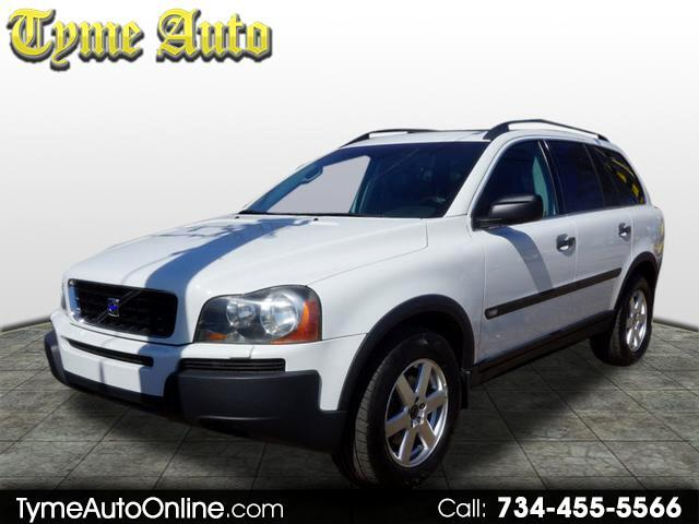 2004 Volvo Xc90 car for sale in Detroit