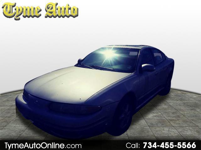 2001 Oldsmobile Alero car for sale in Detroit