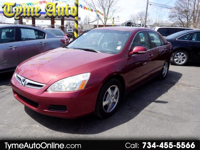 2006 Honda Accord Hybrid car for sale in Detroit