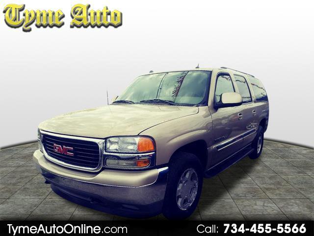 2005 Gmc Yukon Xl car for sale in Detroit