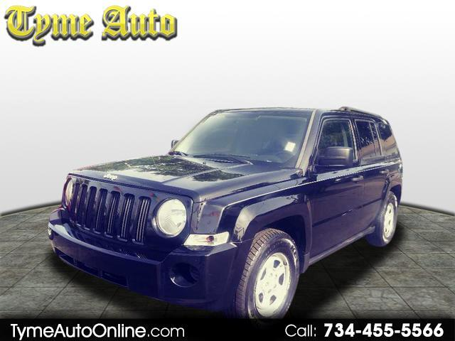 2007 Jeep Patriot car for sale in Detroit