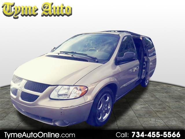 2002 Dodge Grand Caravan car for sale in Detroit