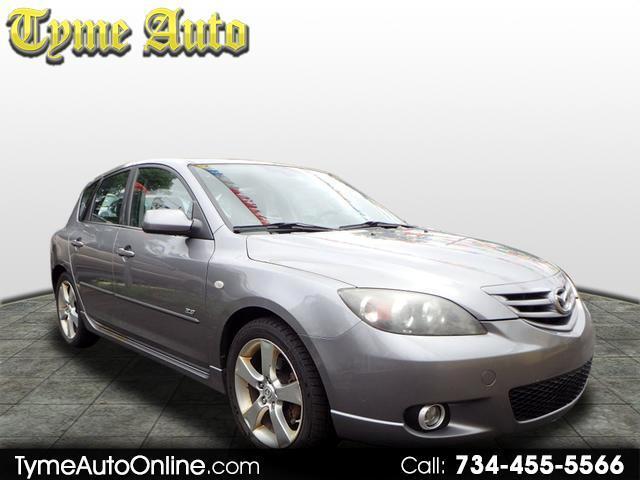 2006 Mazda 3 car for sale in Detroit