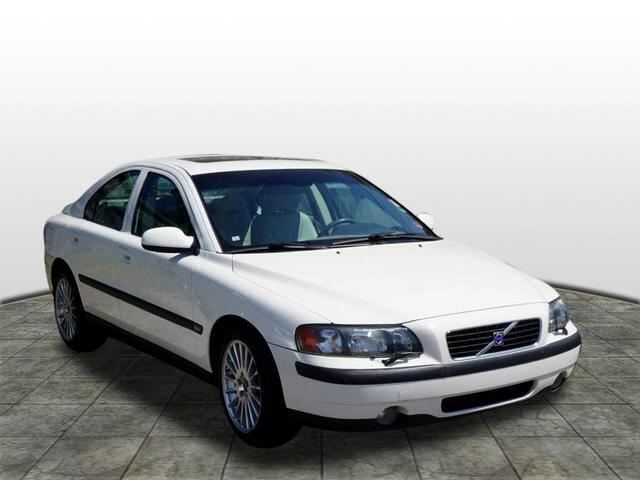 2003 Volvo S60 2.4T