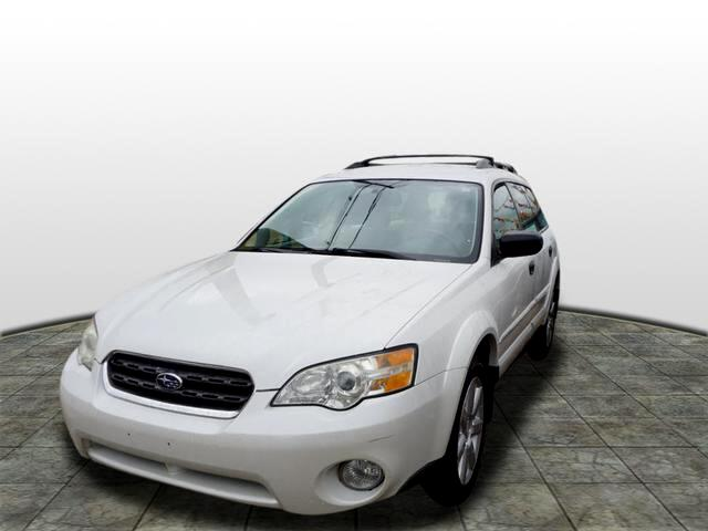 2006 Subaru Outback  Miles 0Color White Stock 307370 VIN 4S4BP61C567307370
