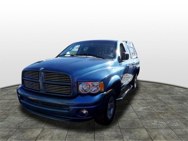 2002 Dodge Ram 1500 SLT Quad Cab Long Bed 4WD