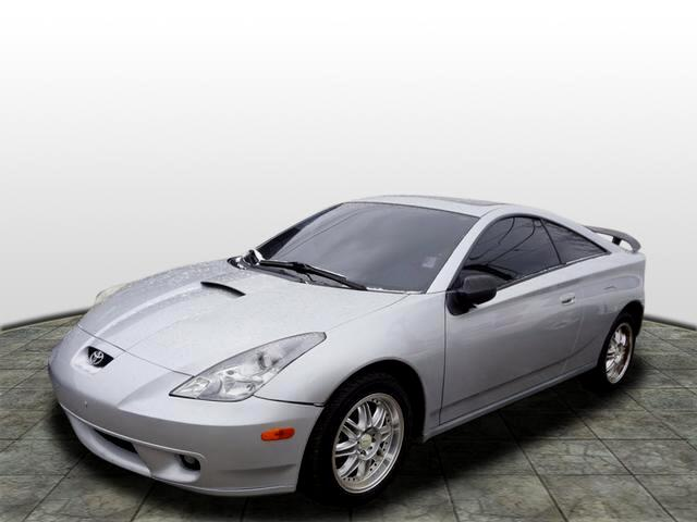 2000 Toyota Celica  Miles 0Color Silver Stock 024708 VIN JTDDY32TXY0024708