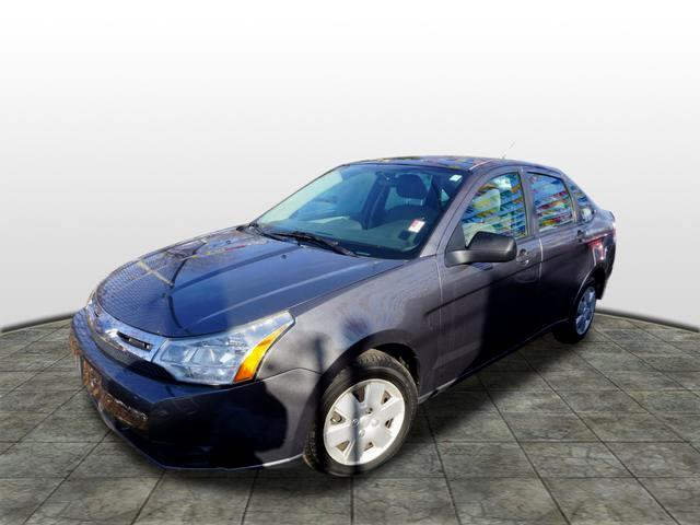 2009 Ford Focus S Sedan