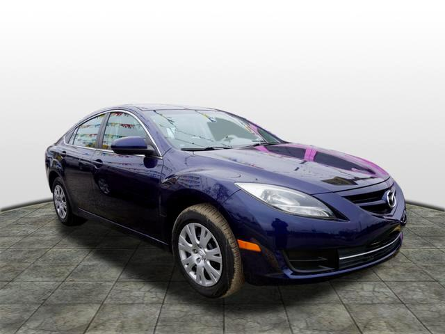 2011 Mazda 6  Miles 60000Color Blue Stock M00633 VIN 1YVHZ8BH7B5M00633