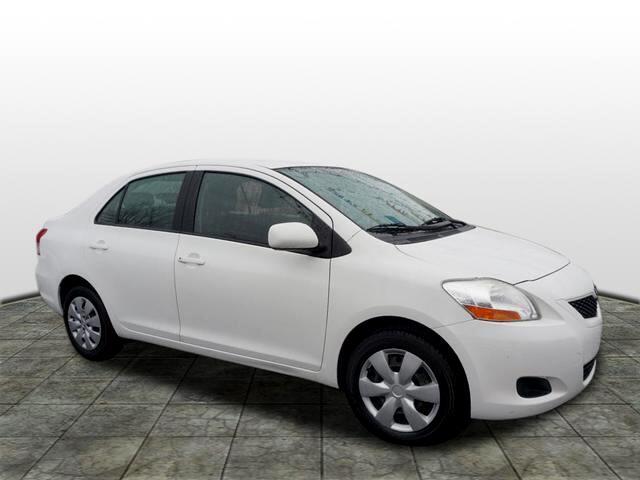 2010 Toyota Yaris  Miles 0Color White Stock 382740 VIN JTDBT4K34A1382740