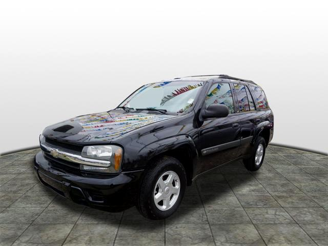 2003 Chevrolet Trailblazer  Miles 140834Color Black Stock 386758 VIN 1GNDT13S832386758