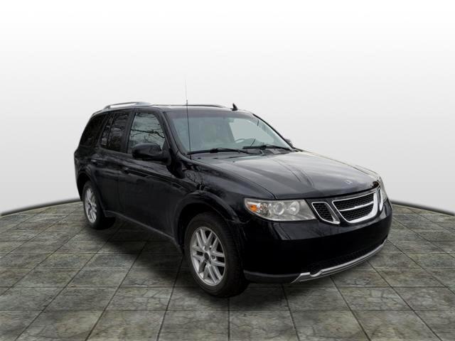 2007 Saab 9-7x  Miles 0Color Obsidian Black Stock 803122 VIN 5S3ET13S572803122