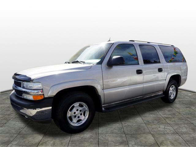 2005 Chevrolet Suburban  Miles 167783Color Beige Stock 248192 VIN 3GNEC16Z85G248192