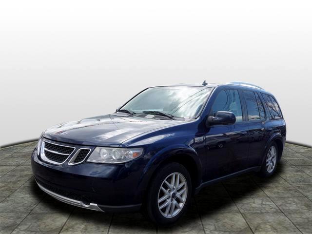 2007 Saab 9-7x  Miles 106933Color Blue Stock 802987 VIN 5S3ET13S572802987