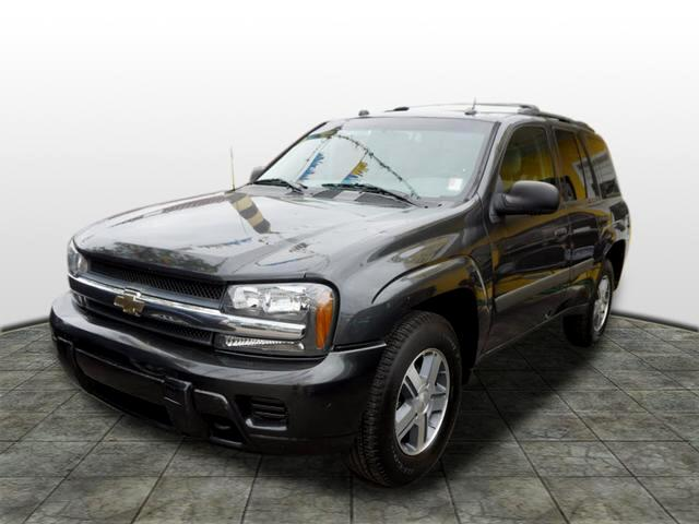 2003 Chevrolet Trailblazer  Miles 0Color Dk Gray Stock 289430 VIN 1GNDT13S432289430