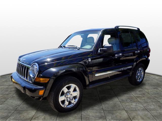 2005 Jeep Liberty  Miles 92513Color Black Stock 688859 VIN 1J4GL58K75W688859