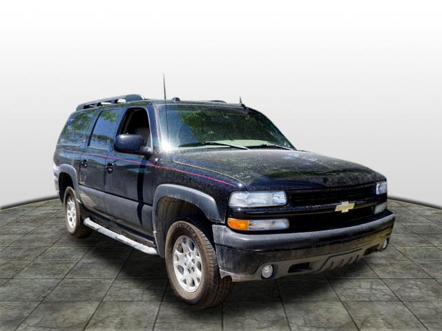 2005 Chevrolet Suburban  Miles 126834Color Black Stock 221226 VIN 3GNFK16Z85G221226
