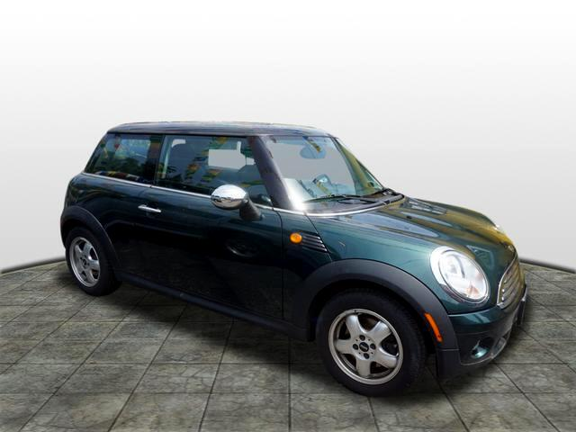 2007 Mini Cooper  Miles 0Color Dk Green Stock U62824 VIN WMWMF335X7TU62824