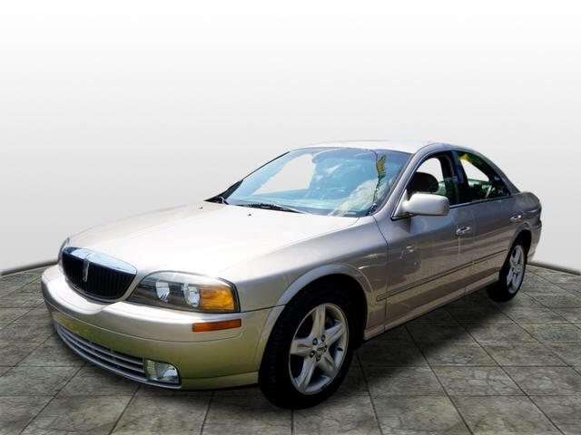 2002 Lincoln Ls car for sale in Detroit
