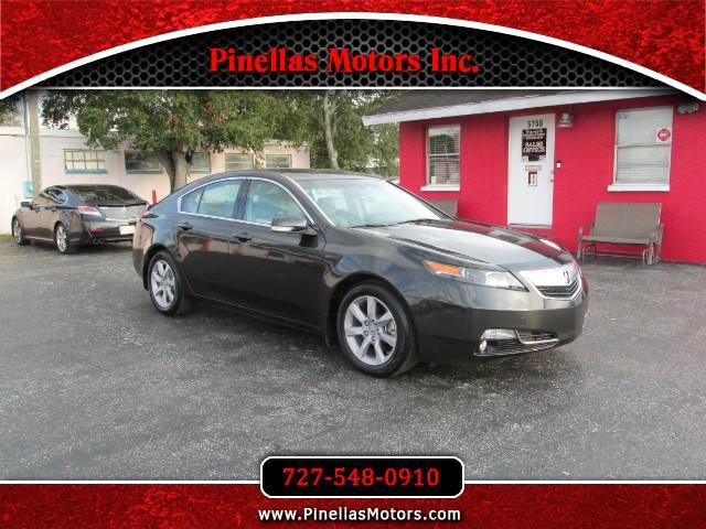 2014 Acura TL 6 Speed Auto with TECH Package