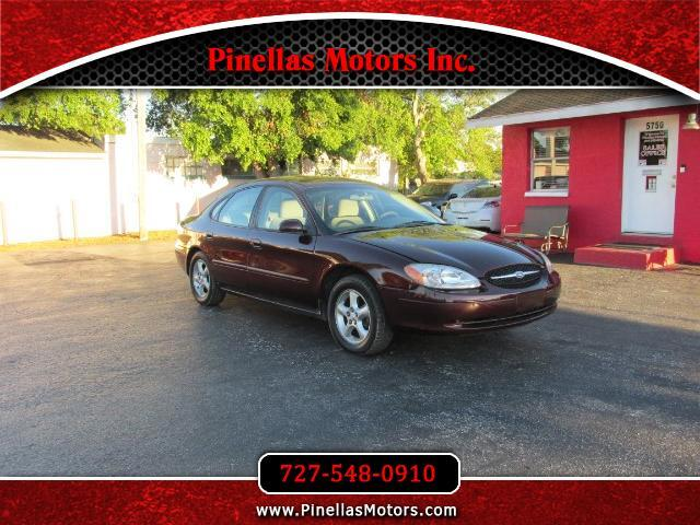2000 Ford Taurus 4dr Sdn SE