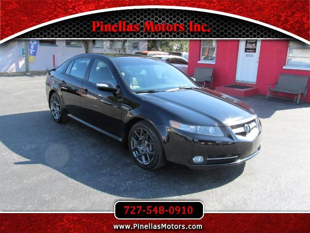 2008 Acura TL Type-S with Navigation System