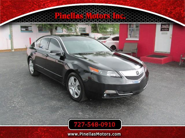 2014 Acura TL AT with Technology Package