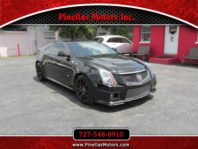 2015 Cadillac CTS V Coupe