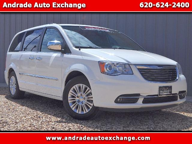 2012 Chrysler Town & Country Limited
