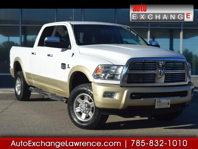 "2011 RAM 2500 4WD Crew Cab 149"" Laramie Longhorn"