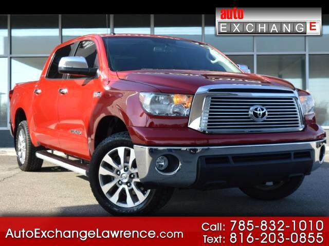 2011 Toyota Tundra Limited 5.7L FFV CrewMax 4WD