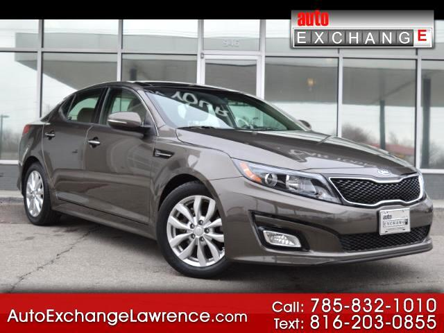 2015 Kia Optima EX