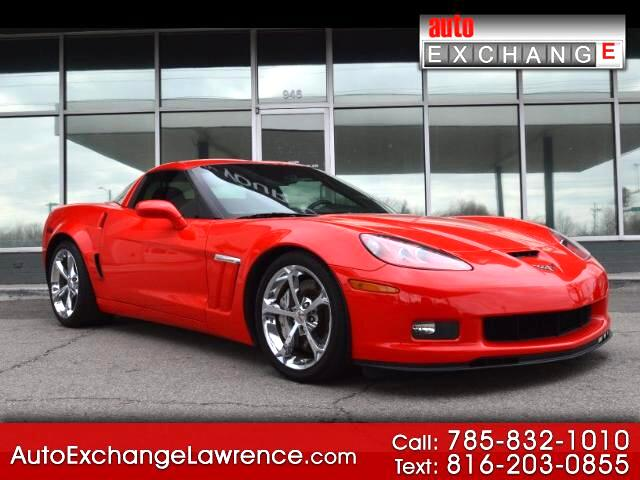 2010 Chevrolet Corvette GS LT3
