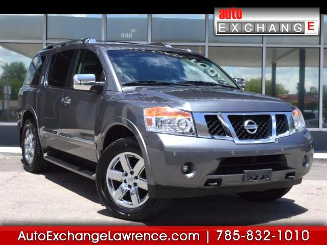 2013 Nissan Armada 4x4 Platinum