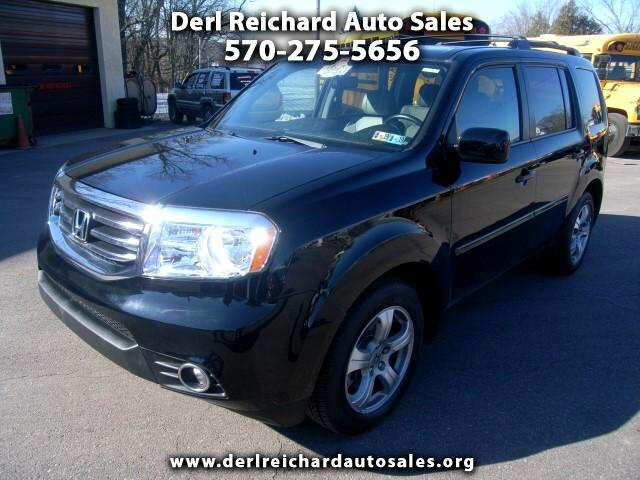 2015 Honda Pilot EX-L 4WD 5-Spd AT with Navigation