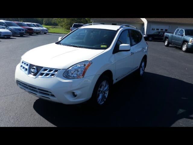2013 Nissan Rogue AWD SV