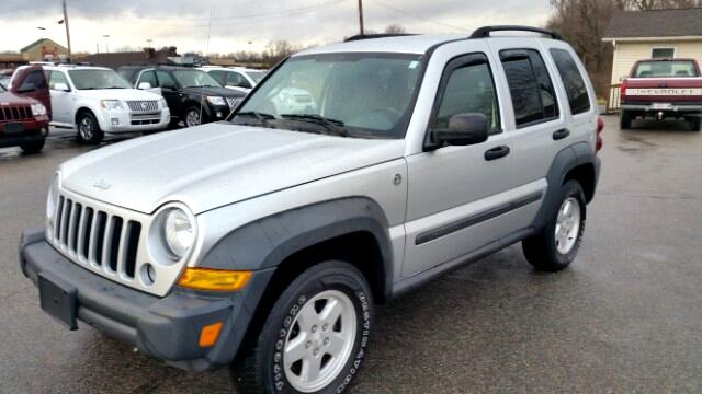 used 2007 jeep liberty for sale in salem in 47167 green 39 s auto sales. Black Bedroom Furniture Sets. Home Design Ideas
