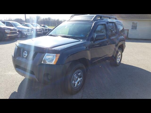 used 2008 nissan xterra s 4wd for sale in salem in 47167 green 39 s auto sales. Black Bedroom Furniture Sets. Home Design Ideas