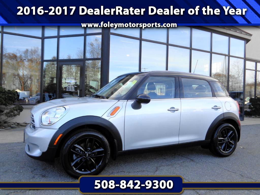 2015 MINI Countryman Base