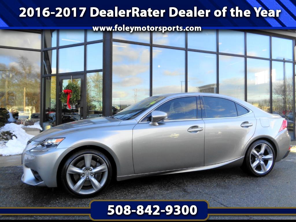 2015 Lexus IS 350 IS 350 AWD