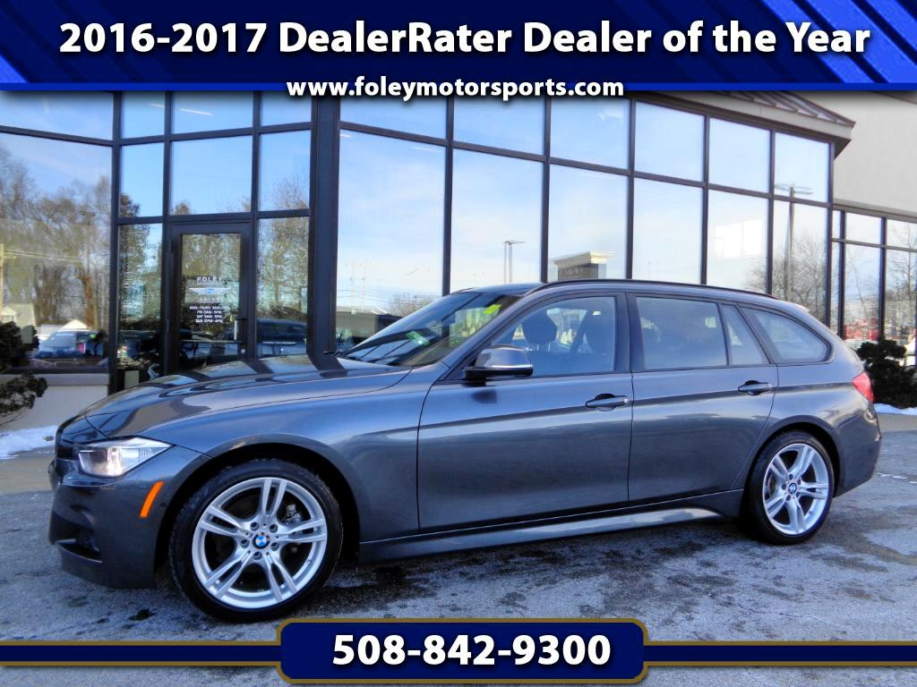 2014 BMW 3-Series Sport Wagon 328d xDrive Touring