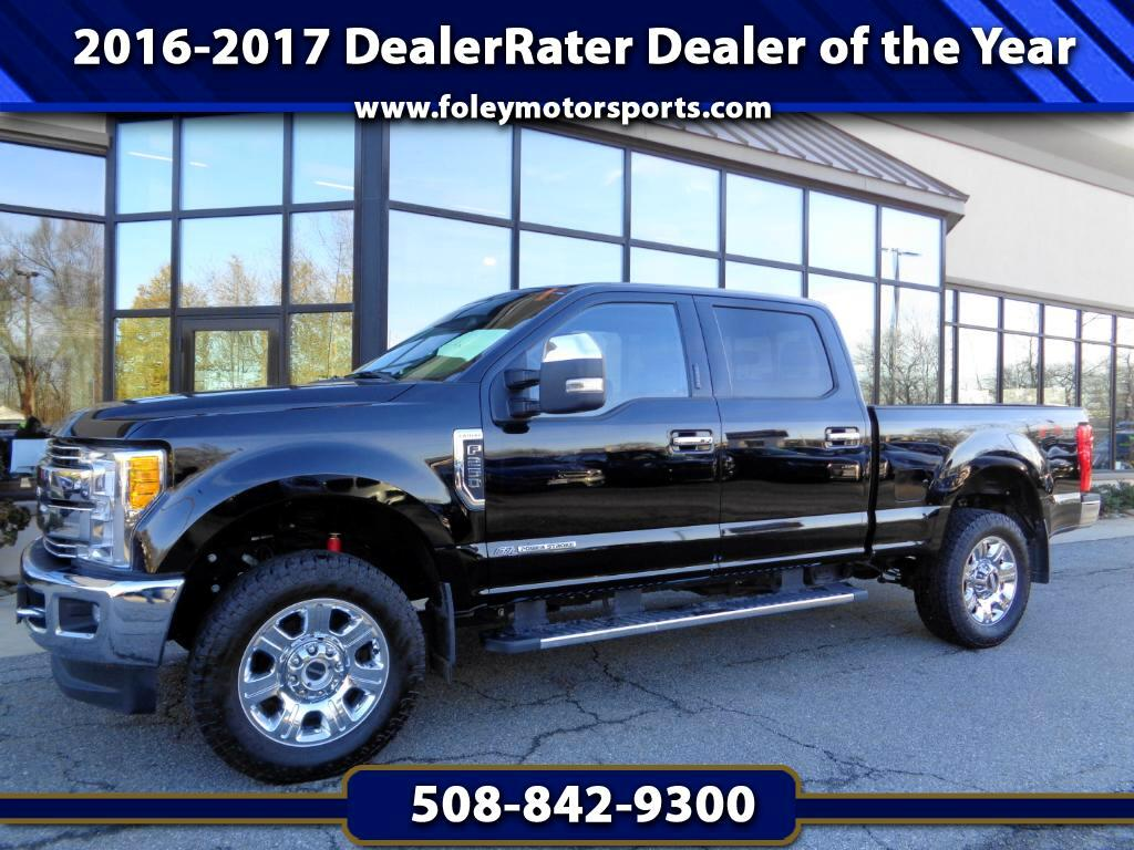 2017 Ford F-250 SD Lariat Crew Cab 4WD FX4 Off Road w Ultimate Pkg