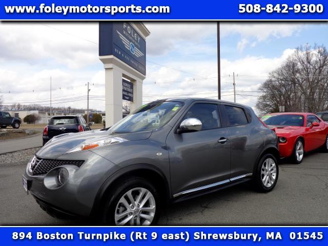 2011 Nissan Juke