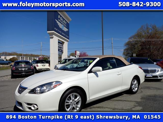 2007 Toyota Camry Solara