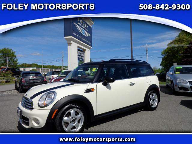 2011 MINI Clubman Base at Foley Motorsports